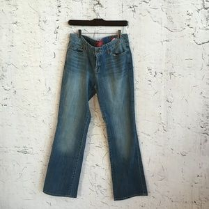 LUCKY BRAND JEANS LEYLA BOOT CUT 10